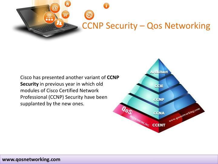 CCNP Security –