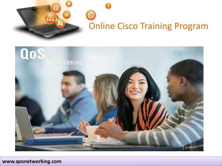 Online Cisco Training Program