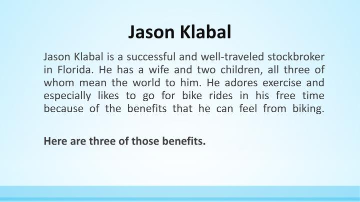 Jason Klabal
