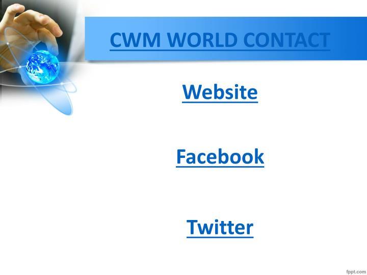 CWM WORLD