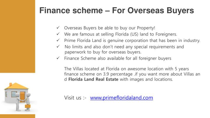 Owner Financed Property In Florida