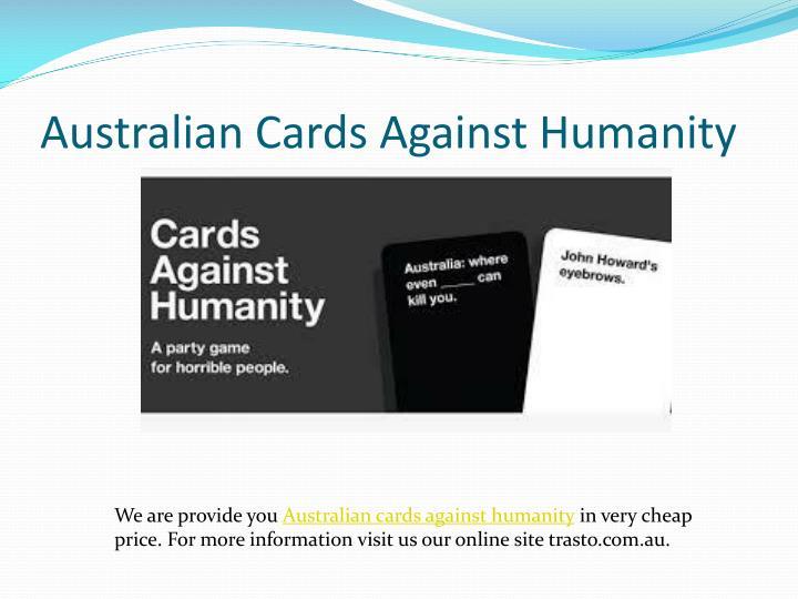 cards against humanity australia pdf