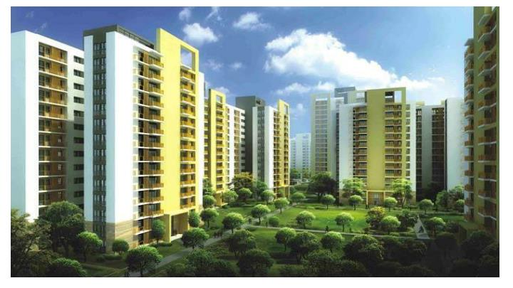 Uniworld gardens ii offers 1 2 3 bhk apartments gurgaon