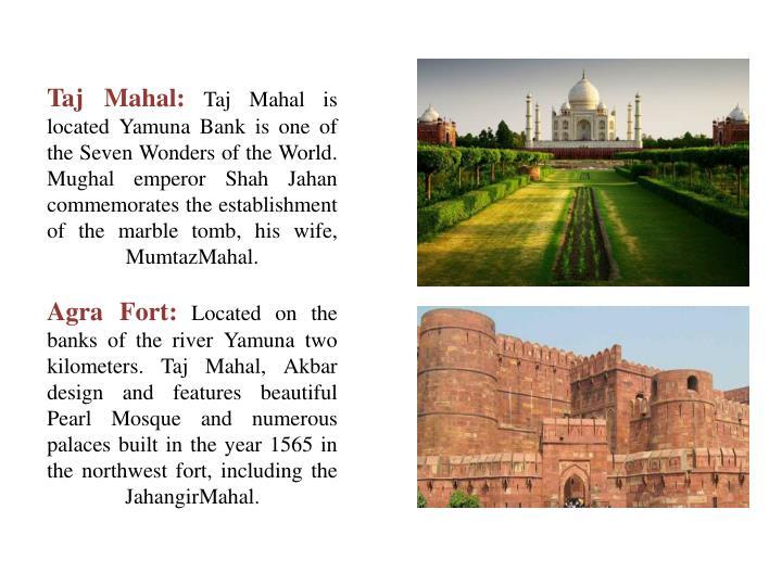 Taj Mahal: