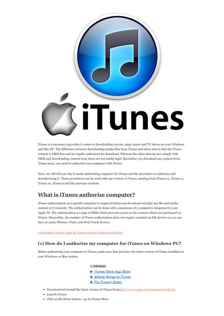 iTunes is a necessary app when it comes to downloading movies, apps, music and TV shows on your Windows