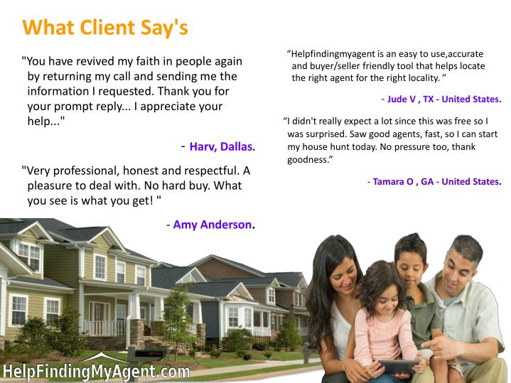 What Client Say's