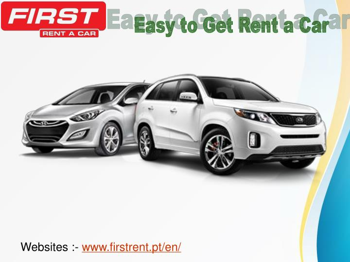 Easy to Get Rent a Car
