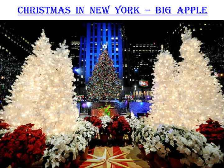 Christmas  in  New  York  –