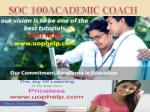 soc 100academic coach