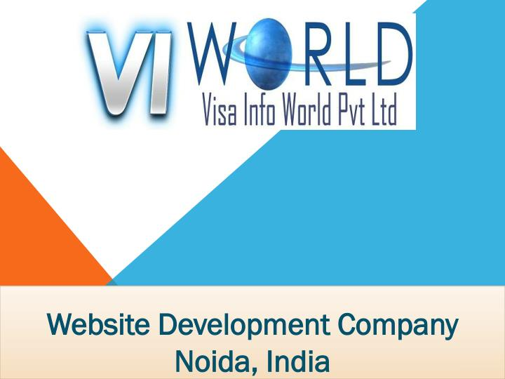 website development company noida india