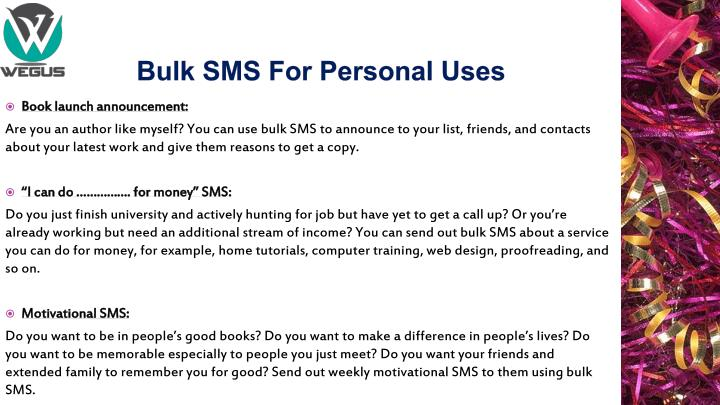 Bulk sms for personal uses2