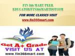 fin 366 mart peer educator fin366martdotcom10