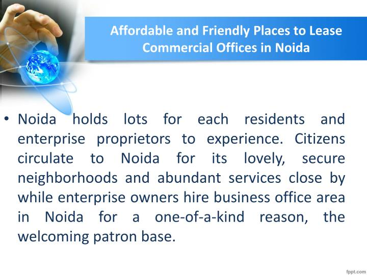 Affordable and friendly places to lease commercial offices in noida1