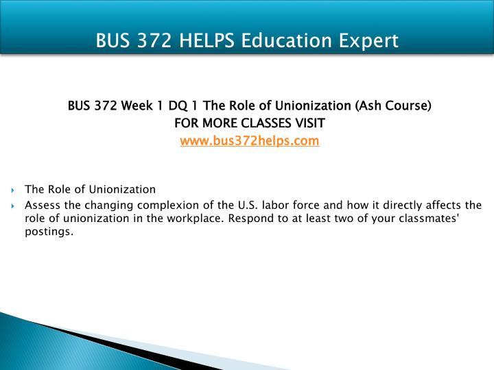 Bus 372 helps education expert1