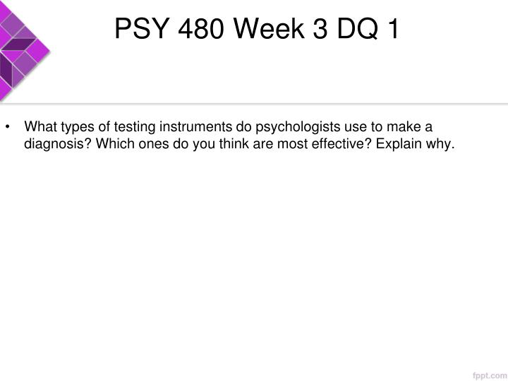 psy 480 week 3 dqs Eco100 week 5 dq 1 basic functions of money psy 480 full course week 1 5 all assignments and dqs version 3 bus 352 week 1 discussion 2 marketspaces.