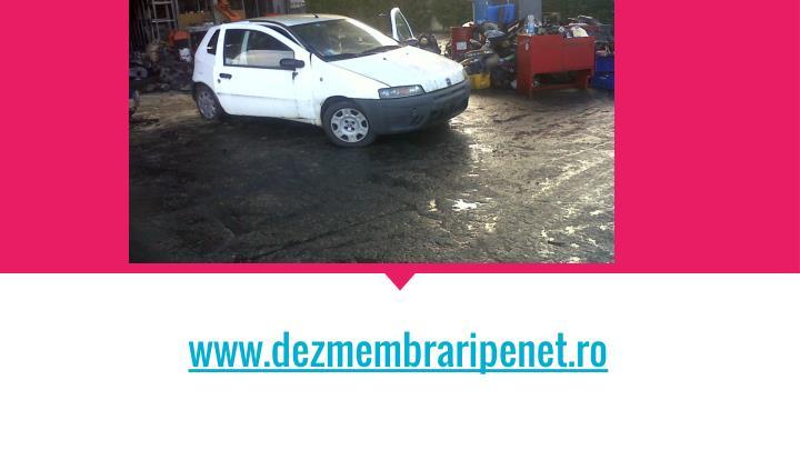 www.dezmembraripenet.ro