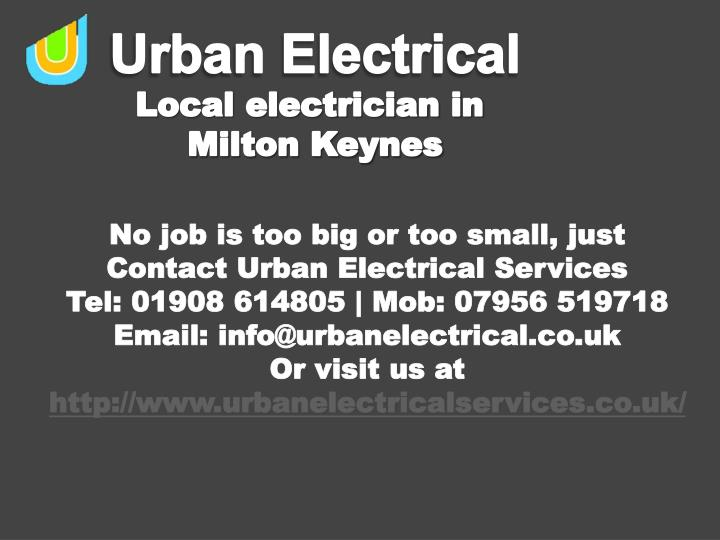 Urban Electrical