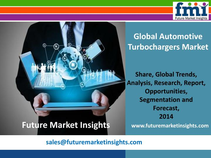 Global Automotive Turbochargers Market