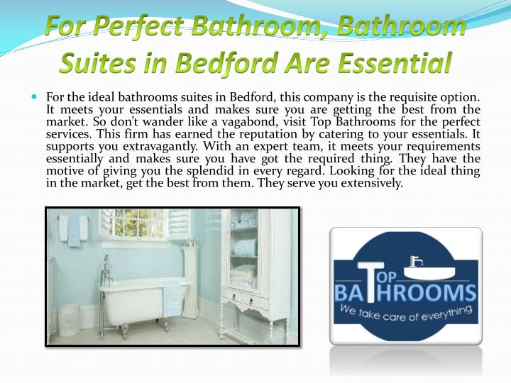 For perfect bathroom bathroom suites in bedford are essential1