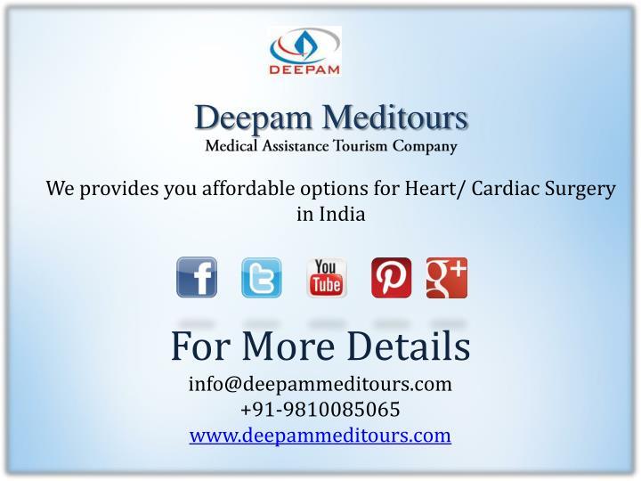 Deepam Meditours