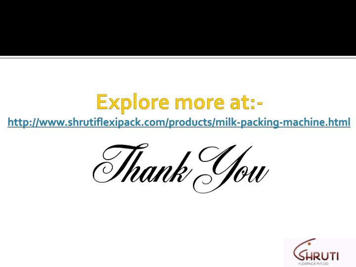 Explore more at:-