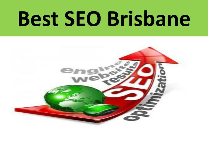 Best seo brisbane