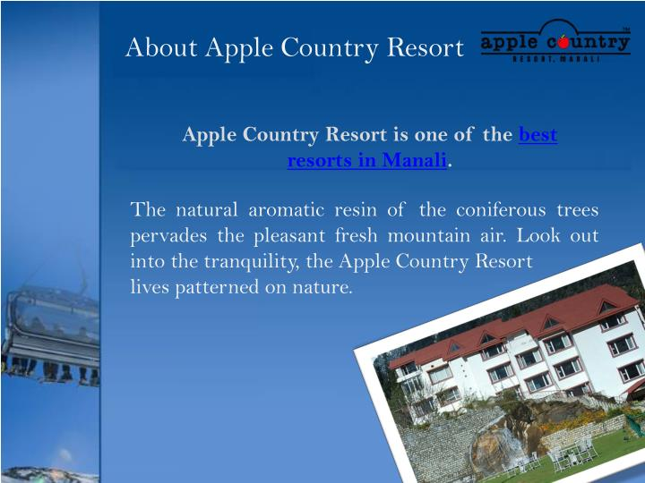 About Apple Country