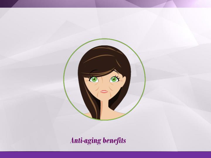 Anti-aging benefits