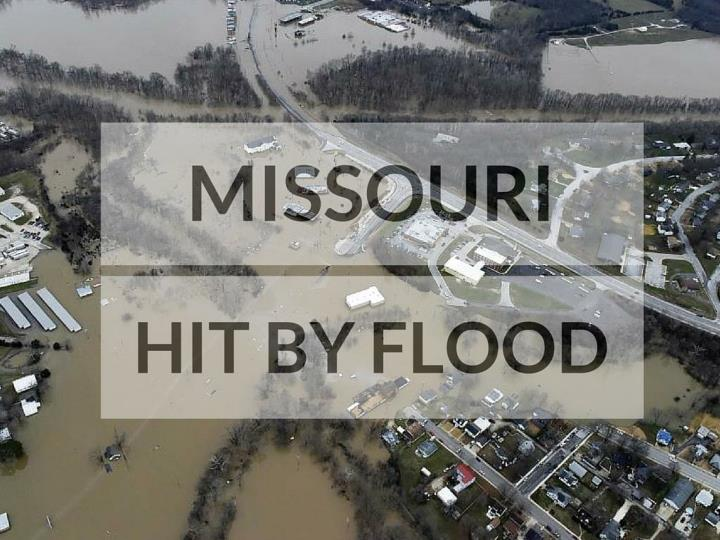 Flooding hits missouri