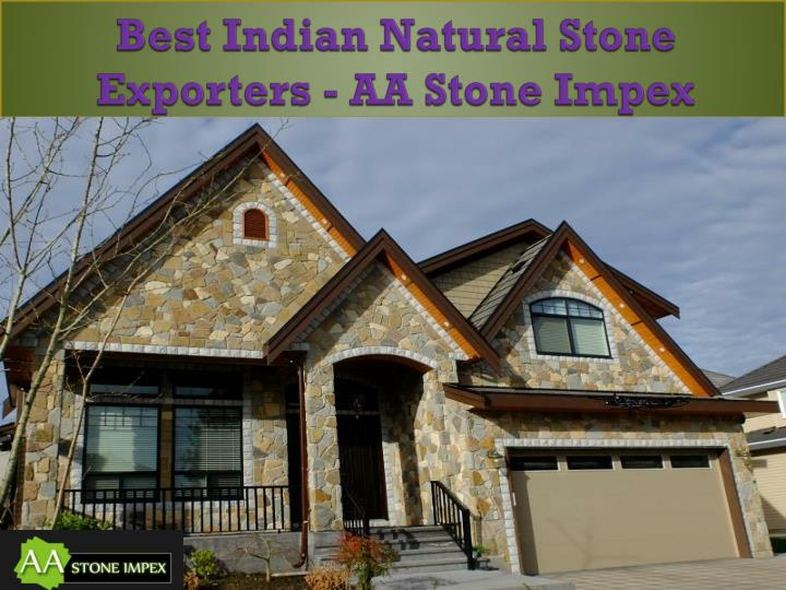 Best Indian Natural Stone