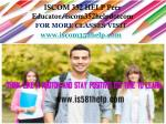 for more classes visit www iscom352help com