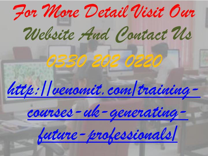 For More Detail Visit Our