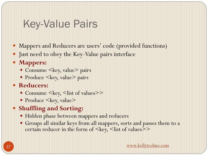 Key-Value Pairs