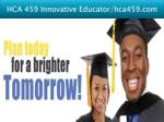 hca 459 innovative educator hca459 com16