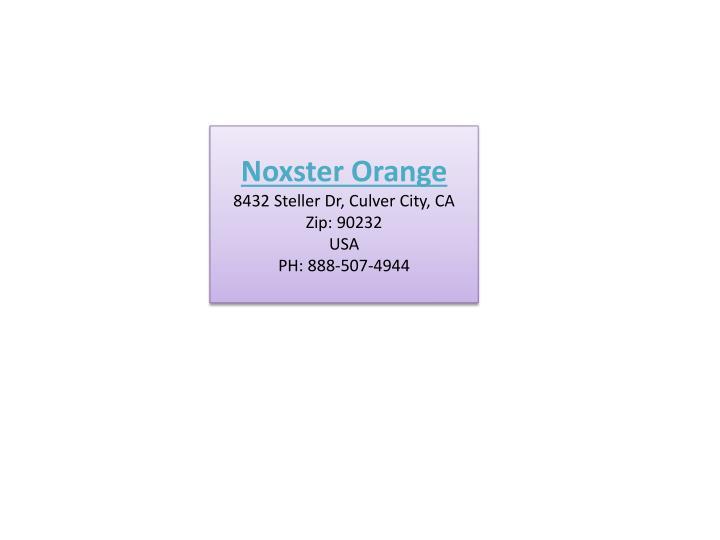 Noxster