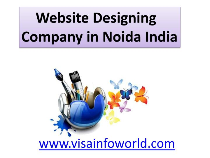 Website Designing Company in Noida India