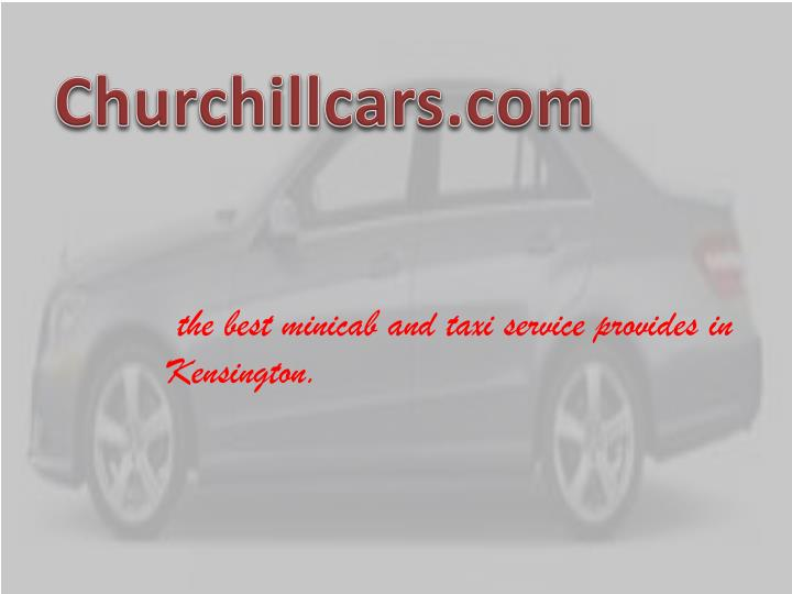 Churchillcars.com