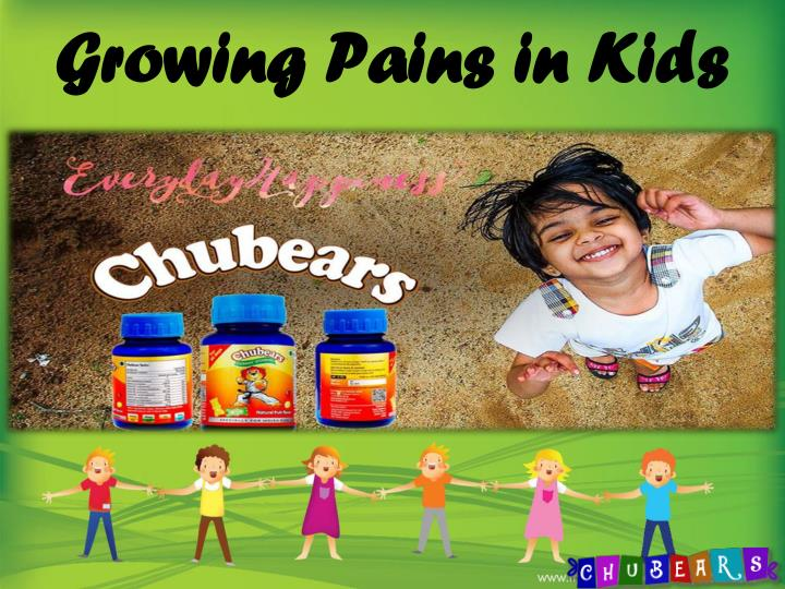Growing Pains in Kids