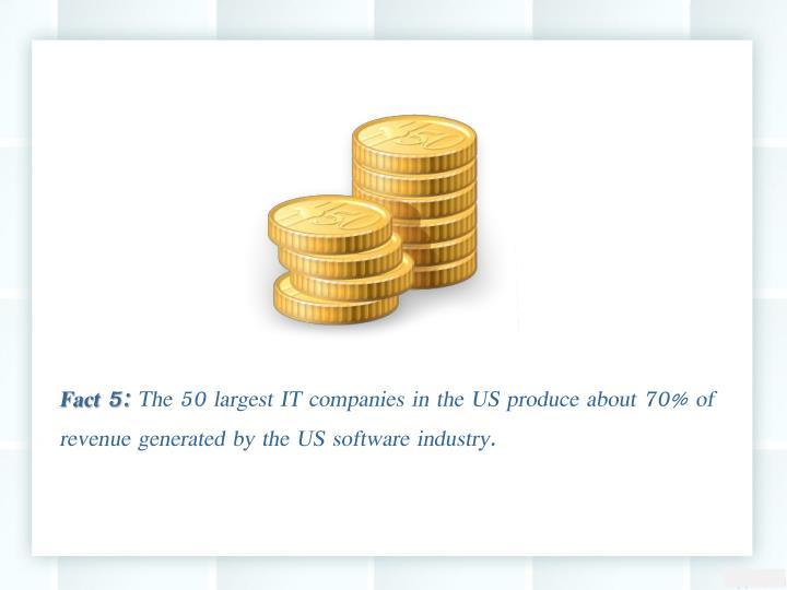 Fact 5: