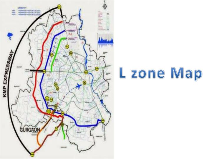 L zone Map