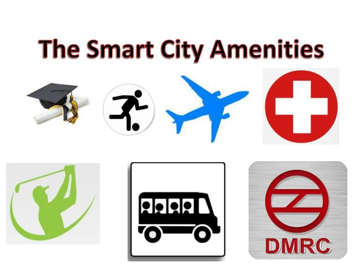 The Smart City Amenities
