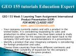 geo 155 tutorials education expert15