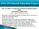 geo 155 tutorials education expert4