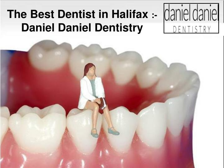 The Best Dentist in Halifax