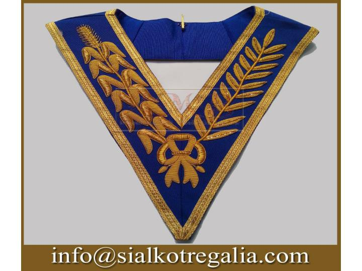 Craft regalia grand rank full dress collar