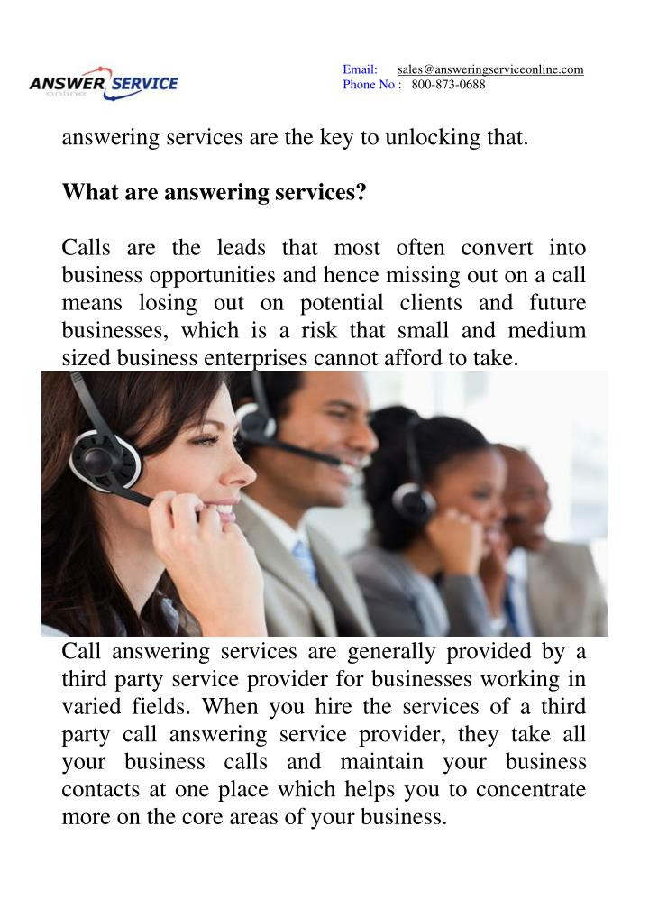 Email:      sales@answeringserviceonline.com