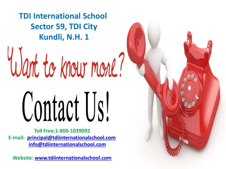 TDI International School