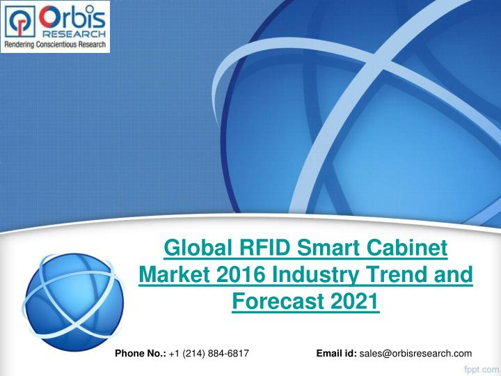 Global rfid smart cabinet market 2016 industry trend and forecast 2021