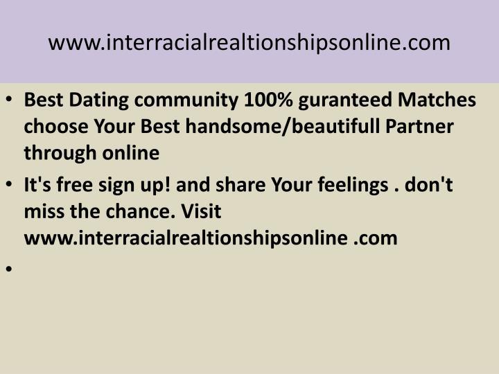 www.interracialrealtionshipsonline.com