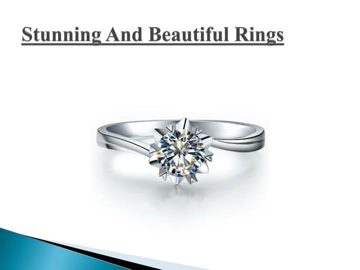Stunning And Beautiful Rings